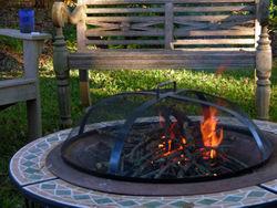 First Fire 16 November 2008