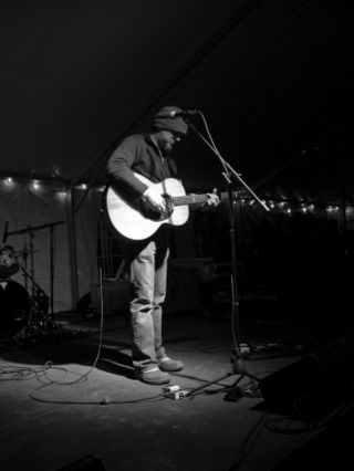 Doug Jones of Cravin' Melon 17 January 2009