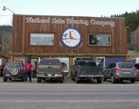 Flathead Lake Brewing Company 25 April 2009