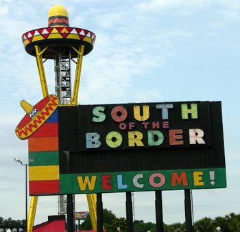 South of the Border I 21 May 2009