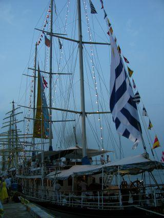 Tall Ships Soiree II 26 June 2009