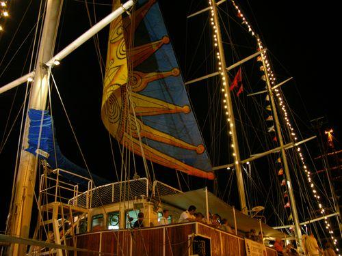 Tall Ships Soiree III 26 June 2009