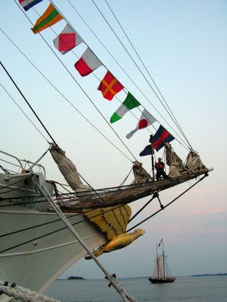 Tall Ships Soiree VI 26 June 2009