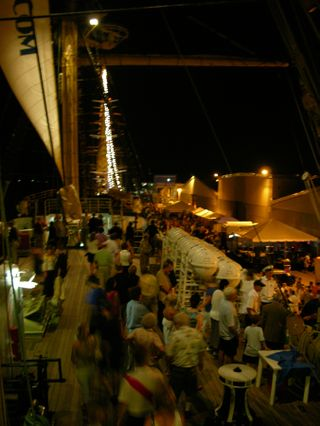 Tall Ships Soiree VII 26 June 2009