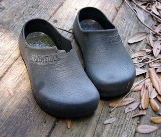 Birkenstock Garden Shoes 19 June 2009