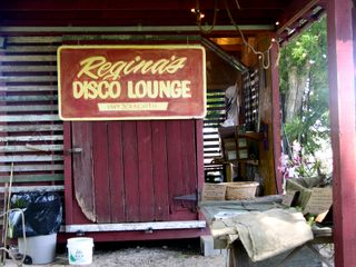 Regina's Disco Lounge 18 July 2009