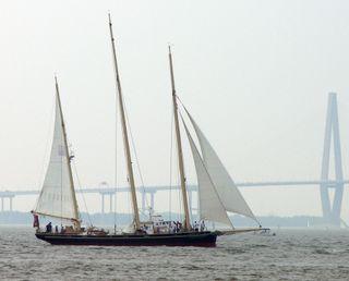 Spirit of Bermuda 29 June 2009