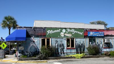 Planet Follywood 29 September 2009
