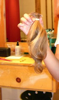 My Locks of Love 30 October 2009