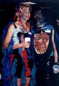 Alien Albrecht and Alien Friend