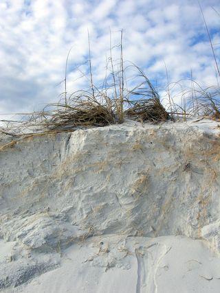 Sandslide 21 February 2010