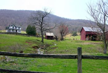 Greene County farm 22 March 2010