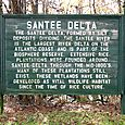 Santee Delta Highway 17 North South Carolina