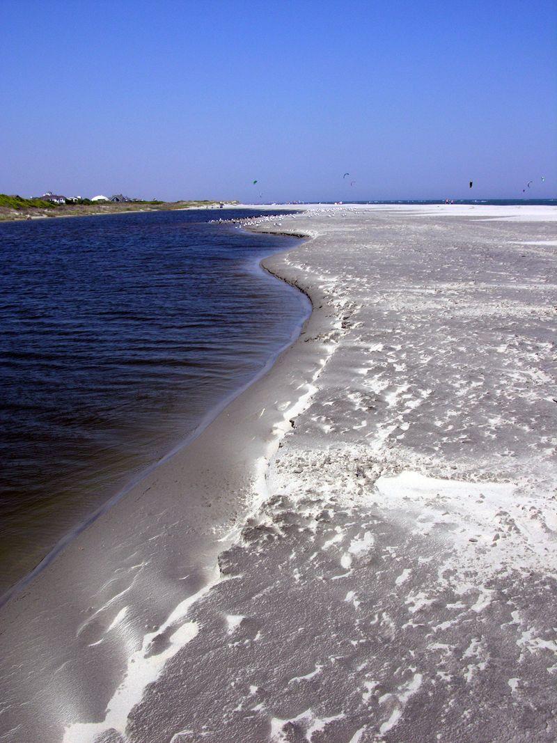 Sullivan's Island Sandbar 23 April 2010