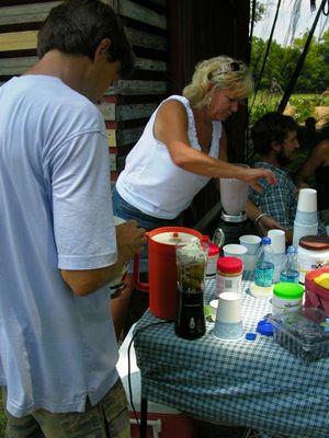 Fresh Fig Protein shake 29 June 2010