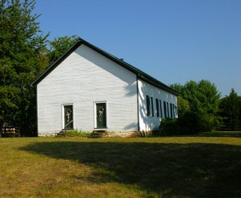 Earlysville Union Church 5 July 2010