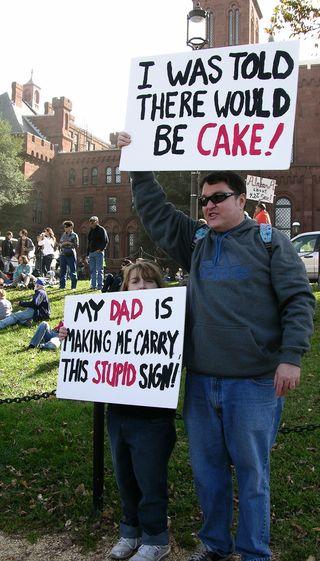 Rally Cake