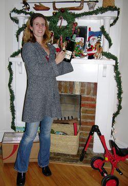 Nikole's bottle signing 18 December 2010