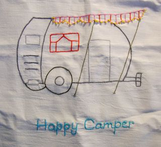 Happy Camper 20 March 2011