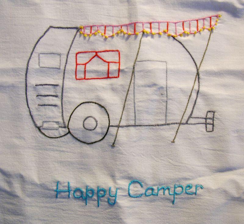Happy Camper 20 March 2011