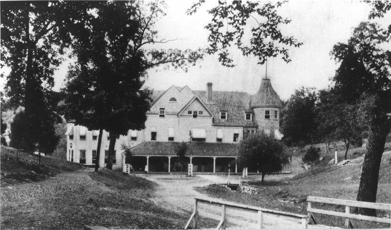 Yellow Sulphur Springs Inn