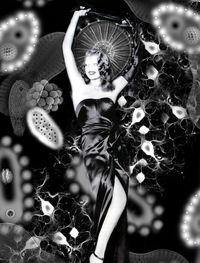 Microbial Rita Hayworth