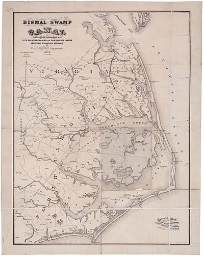 477px-Map_of_the_Dismal_Swamp_Canal_1867