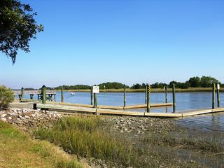 Buck Hall Recreation Area Boat Ramp 21 October 2011