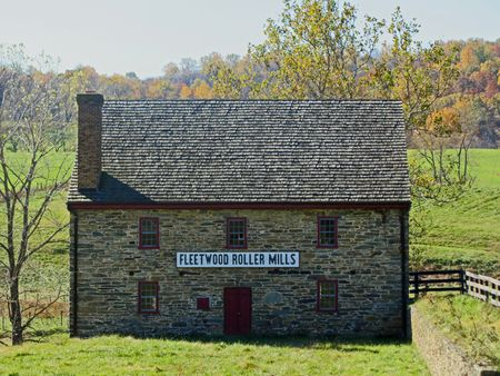 Fleetwood Roller Mills 5 November 2011