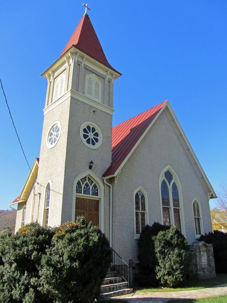 Trinity United Methodist 5 November 2011