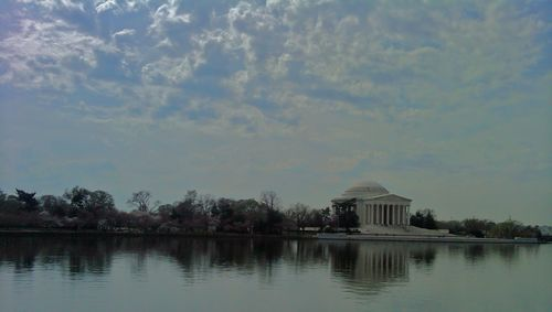 The Tidal Basin III 15 March 2012