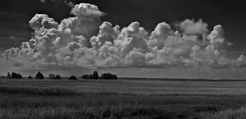 Copahee Sound 13 June 2012 B&W