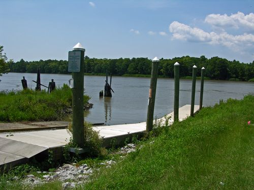 Pole Boat Ramp I 30 July 2011