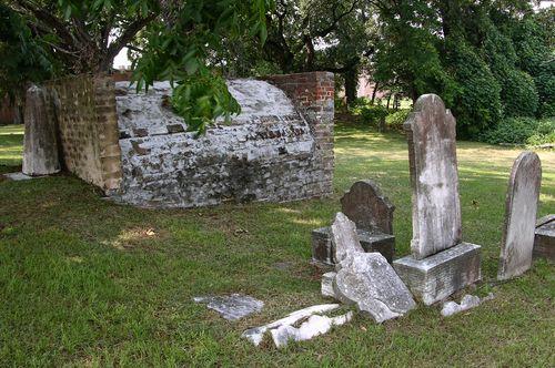 Baptist Cemetery I 28 July 2011