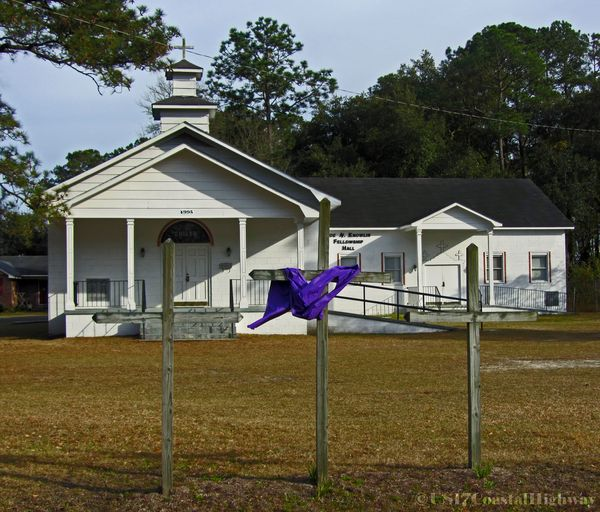 Shiloh AME Church with Watermark Maryville South Carolina