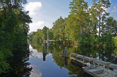 Dismal Swamp Canal 14 August 2012