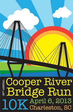 Cooper River Bridge Run 2013