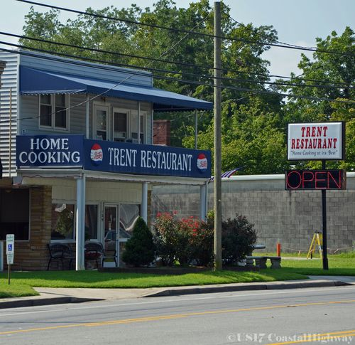 Trent Restaurant 15 August 2013