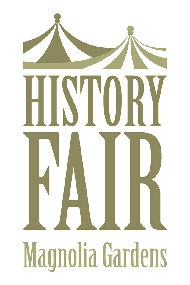 History Fair at Magnolia Gardens