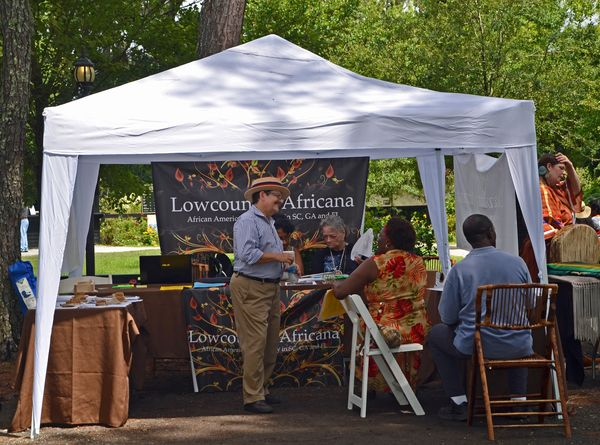 Lowcountry Africana 6 July 2013
