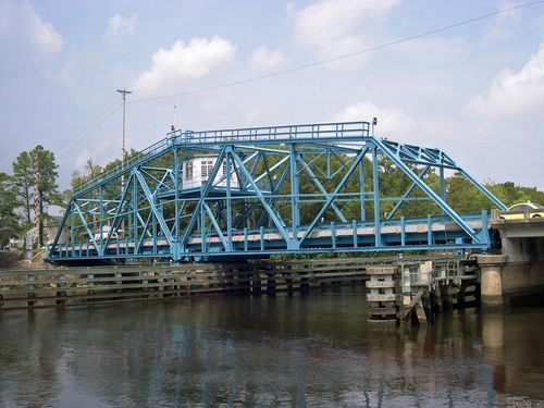 Socastee Swing Bridge 2