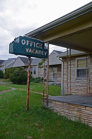 Office Vacancy Motel  Highway 29 28 September 2013