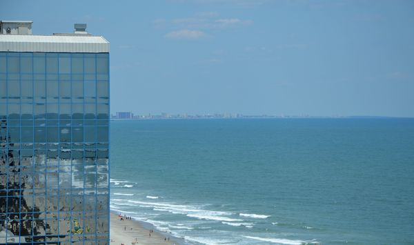Myrtle Beach View from Sky Wheel I 19 May 2014