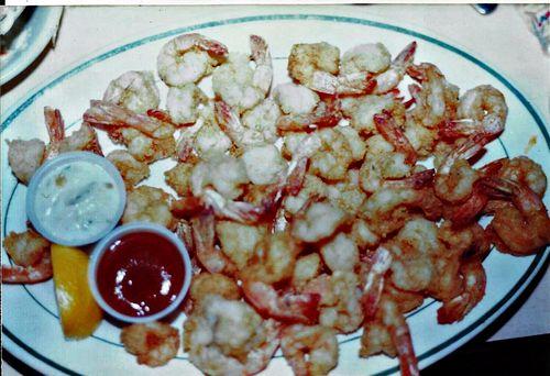 Edisto Motel Shrimp
