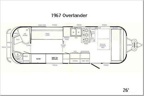 motorhome floor plans together with airstream sovereign floor plan here 39s an image of the original together with floorplans anyone airstream forums moreover 1000 images about traveltrailers on pinterest its always additionally airstream floor plans land yacht 28 tiny living pinterest. on airstream cl b floor plans